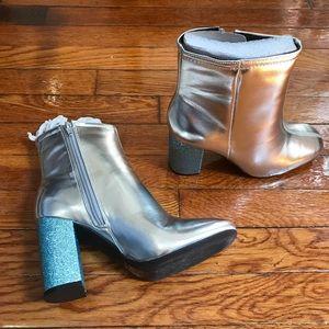 UO Glitter Boots